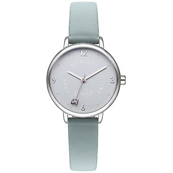 Mr wonderful dream forever Quartz Analog Woman Watch with Synthetic Leather Bracelet WR55200
