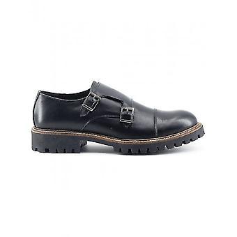 Made in Italia - Schuhe - Slipper - VITTORIO_NERO - Herren - Schwartz - 43