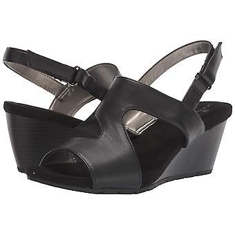 باندولينو الأحذية النساء Gannet3 النسيج فتح Toe عارضة Slingback الصنادل