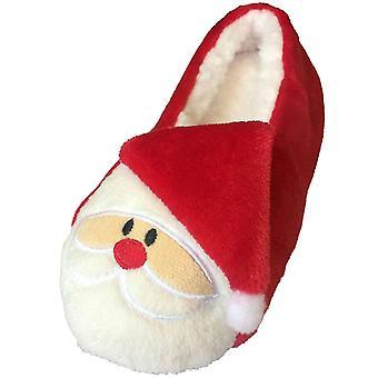 Tootsies Womens/Ladies Luxurious Santa Slippers