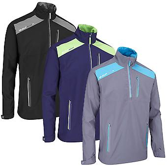Stuburt Mens Endurance Lite Half Zip Waterproof Golf Jacket