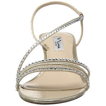 Nina Womens Gerri-Fy Open Toe Bridal Strappy Sandals