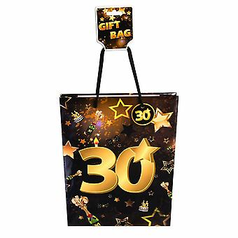 Bristol Novelty 30th Birthday Gift Bag