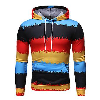 Allthemen Men 's Christmas Series Printed Colorblocked Hoodies Allthemen Men 's Christmas Series Printed Colorblocked Hoodies Allthemen Men 's Christmas Series Printed Colorblocked Hoodies
