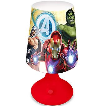 Marvel Avengers tafel lamp
