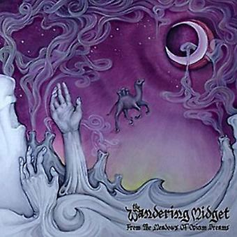 Wandering Midget - From the Meadows of Opium Dreams [CD] Importation USA