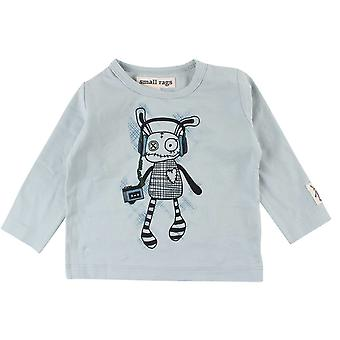 Petit Rags Blue Boys T-Shirt Gavi