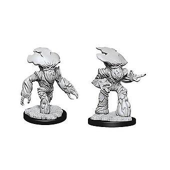 D&D Nolzur's Marvelous Unpainted Miniatures Myconid Adults (Pack of 6)