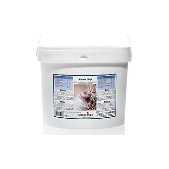 Saracino Sugar paste-wit 5kg