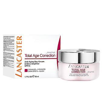 Lancaster totale leeftijd correctie anti-aging Dagcrème Spf15 50 Ml voor vrouwen