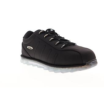 Lugz Changeover Ice Mens Black Synthetic Low Top Lace Up Sneakers Shoes