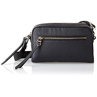 Borbonese 934352296 Black Women's shoulder bag 23x15x8 cm (W x H x L)