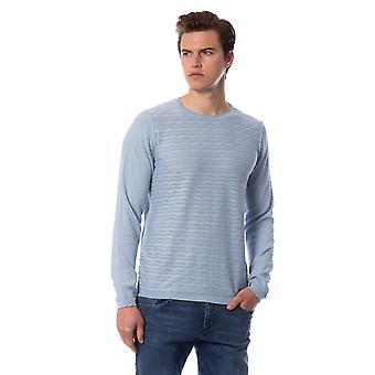 Trussardi Man Light Blue Sweater