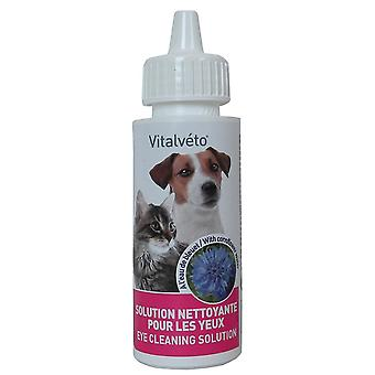 Vitalvéto Lotion For Eyes 60Ml Dog/Cat (Dogs , Grooming & Wellbeing , Ear Care)