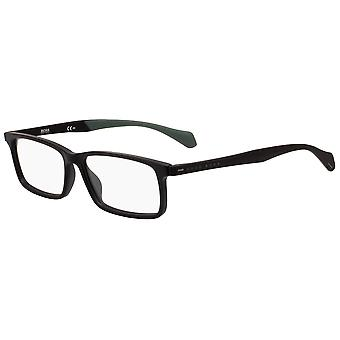 Hugo Boss 1081 YZ4 Matte Brown Glasses