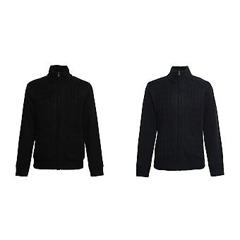 Erschwingliche Mode Mens Bedros Cable Knit Jacket