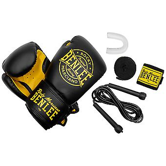 Benlee Boxing Gloves Box Set Para Adultos Starter Set Wingate