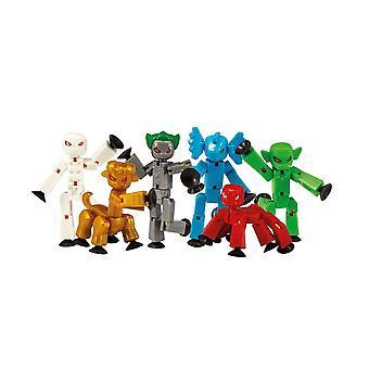 Stikbot Monster kapslar - färger och stilar kan variera