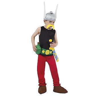 Asterix, kinder vermomming-Asterix en Obelix