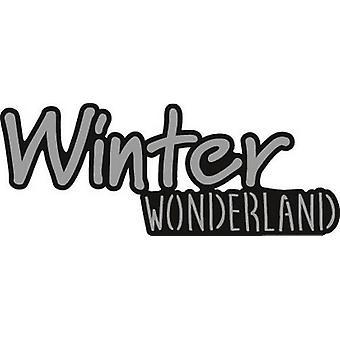 Marianne Design Craftables Cutting Dies - Winter Wonderland CR1347