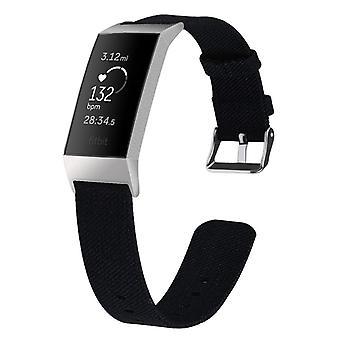 Fitbit Charge 3 ranne koru kankaalle
