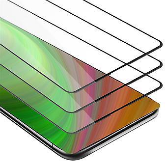Cadorabo Temperado para Xiaomi MIX 2S Fullcover Tempered 3 Pack