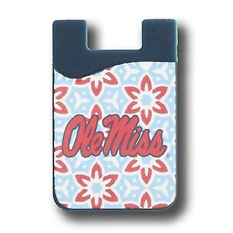 Ole Miss Rebels NCAA Fashion Cell Phone Wallet