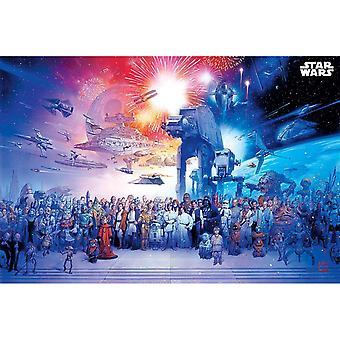 Star Wars, Maxi Poster - Universe