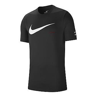 Nike M Nsw Swoosh Hbr SS Tee CK2252010 universal ympäri vuoden miesten t-paita