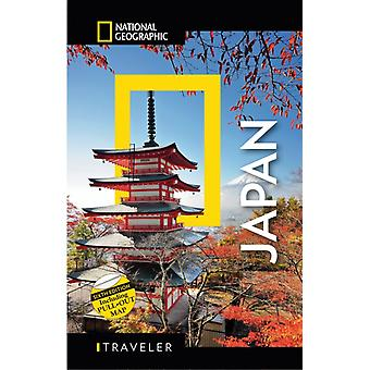 National Geographic Traveler Japan Sixth Edition by Perrin Lindelauf