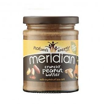 Meridian - Nat Crunchy Peanut Butter 280g