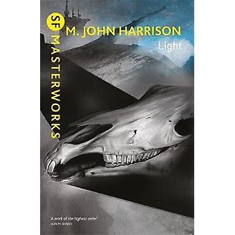 Licht door M. John Harrison - 9781473227675 Boek