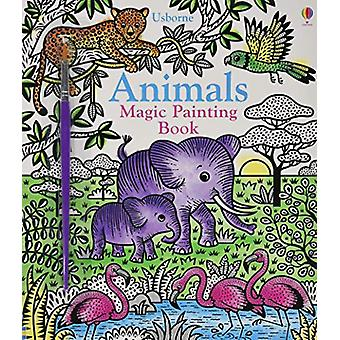 Magic Painting Animals by Federico Iossa - 9781474960465 Book