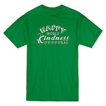 Happy World Kindness Day Miesten&Apos;s T-paita
