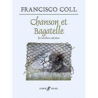 Chanson et Bagatelle by By composer Francisco Coll