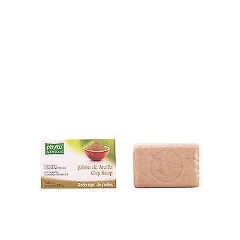 Luxana Phyto natur Pastilla Jabón Arcilla 120 Gr Unisex