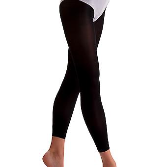 Silky Womens/damer Essentials footless balett tights