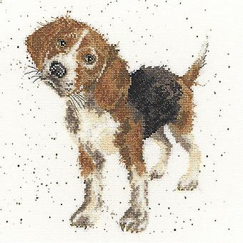 Bothy Threads Cross Stitch Kit - Beagle