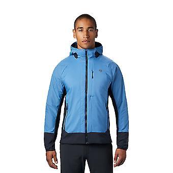 Mountain Hardwear Kor Cirrus Hooded Hybride Jas