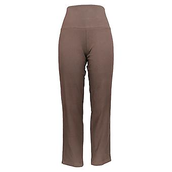 Women with Control Women's Pants Regular Tummy Control Brown A344734