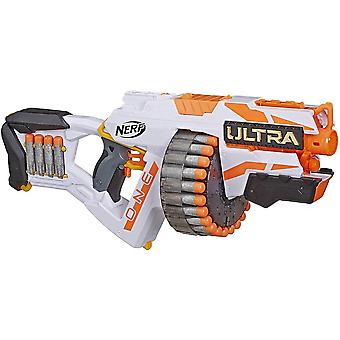 nerf ultra one motorised dart blaster with 25 darts for ages 8+