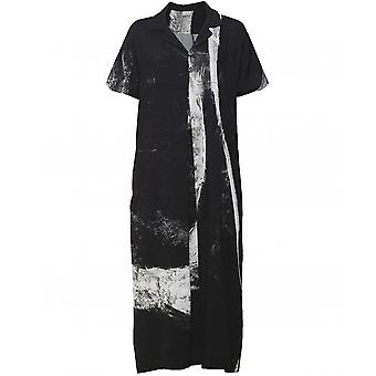 Crea Concept Abstract Print Shirt Dress