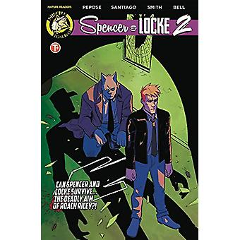 Spencer & Locke Volume 2 by David Pepose - 9781632294869 Book