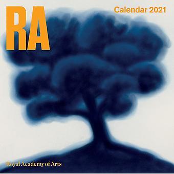 Royal Academy of Arts Wall Calendar 2021 Art Calendar by Created by Flame Tree Studio