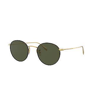 Oliver Peoples Coleridge Sun OV1186S 530552 Gold-Tortoise/G15 Sunglasses