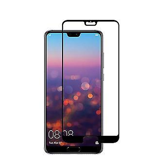 Huawei P20 Pro skärmskydd av härdat glas - svart