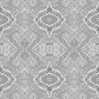 Ipanema Snake Skin Effect Wallpaper Textured Stone Grey Arthouse