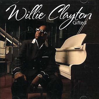 Willie Clayton - Gifted [CD] USA import
