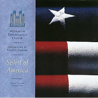 Mormon Tabernacle Choir - Spirit of America [CD] USA import