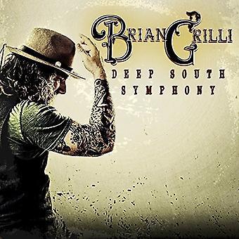 Brian Grilli - Deep South Symphony [CD] USA import